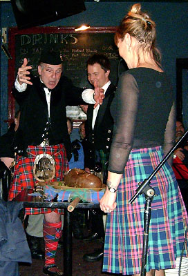 Address to the Haggis